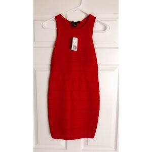 Little Red Dress - Size M